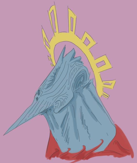 Doodle Saint