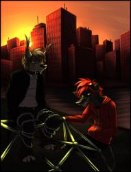 City Sunset