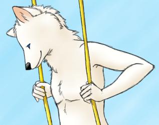 White Fox [Commission]