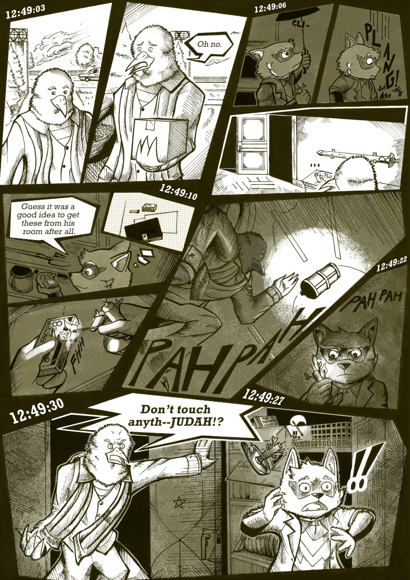 Most recent image: FAR AWAY Chapter 1 Page 28