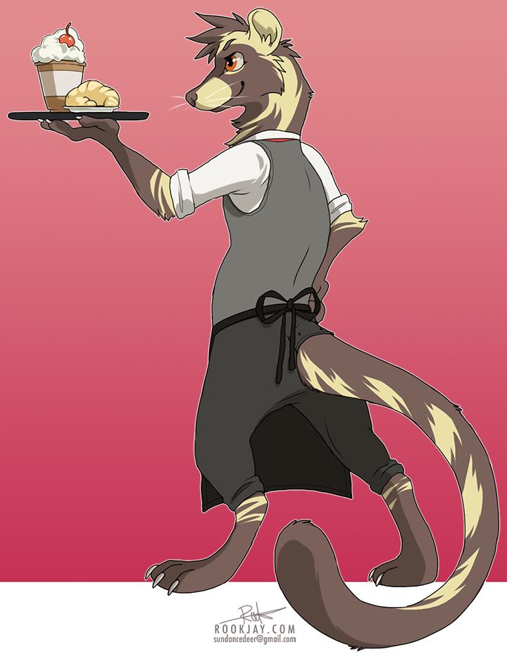 Civet barista