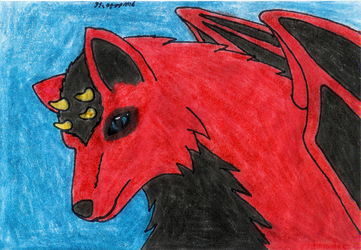 MonsterCody feral - traditional