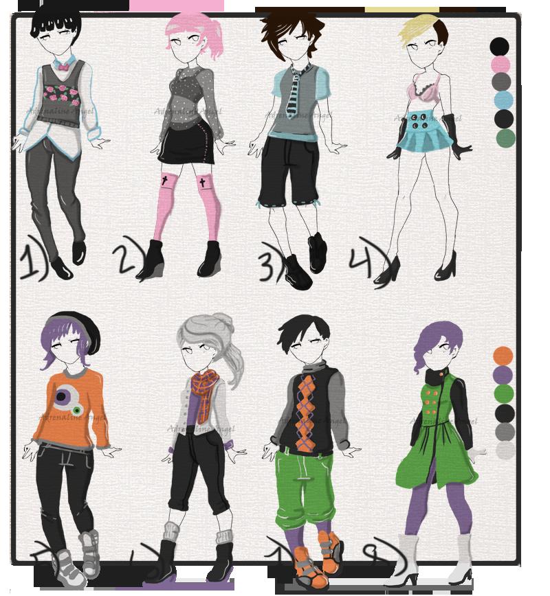 Fashion Adopts [OPEN]