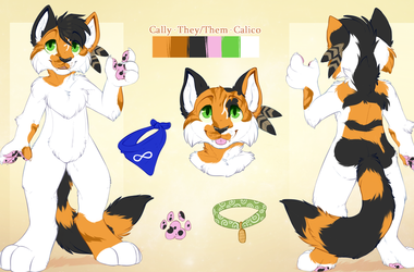 Cally ref commission!