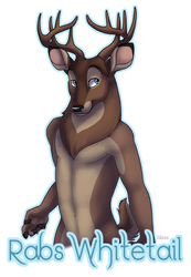 Anthro Rabs conbadge