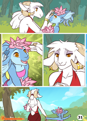 Gift from the Water God pg. 31.