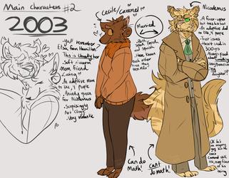 2003 main characters - #2