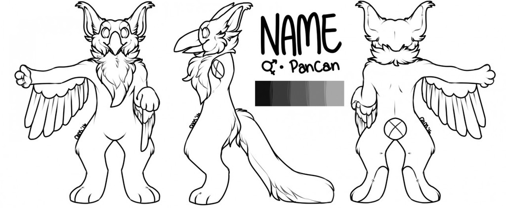 Most recent image: Pancan Lineart