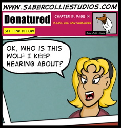 Denatured Chapter 3, Page 14