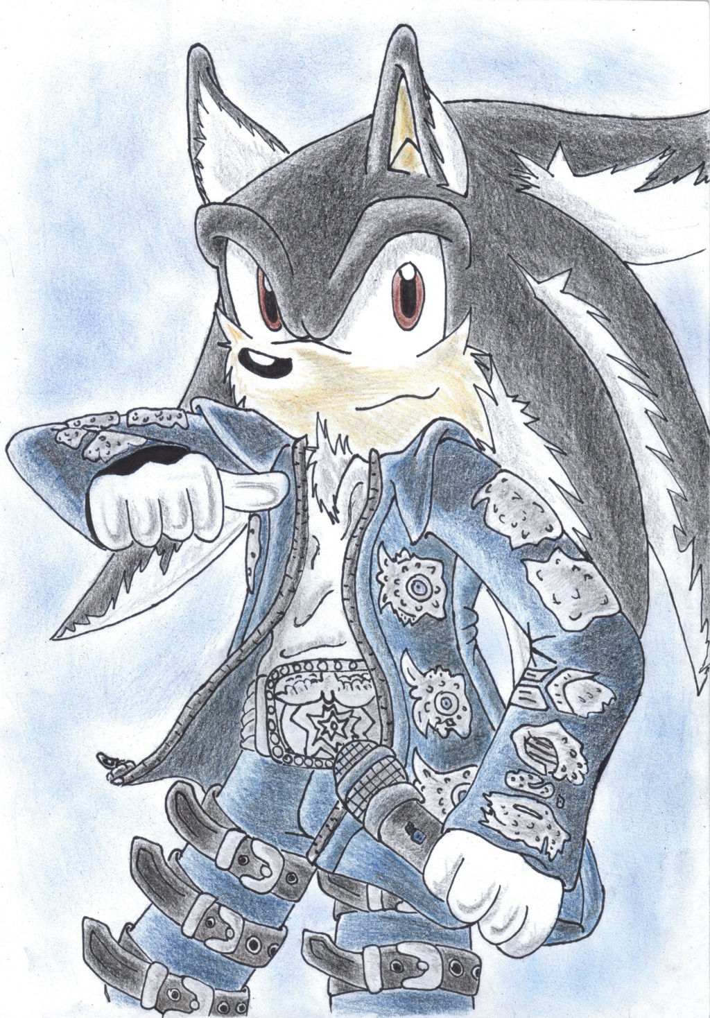 Request: M.J The Hedgie