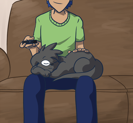 Naku and Artemis