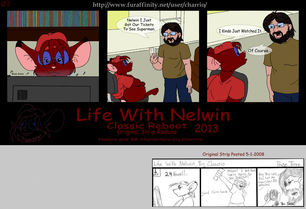 Featured image: Life With Nelwin Reboot 03
