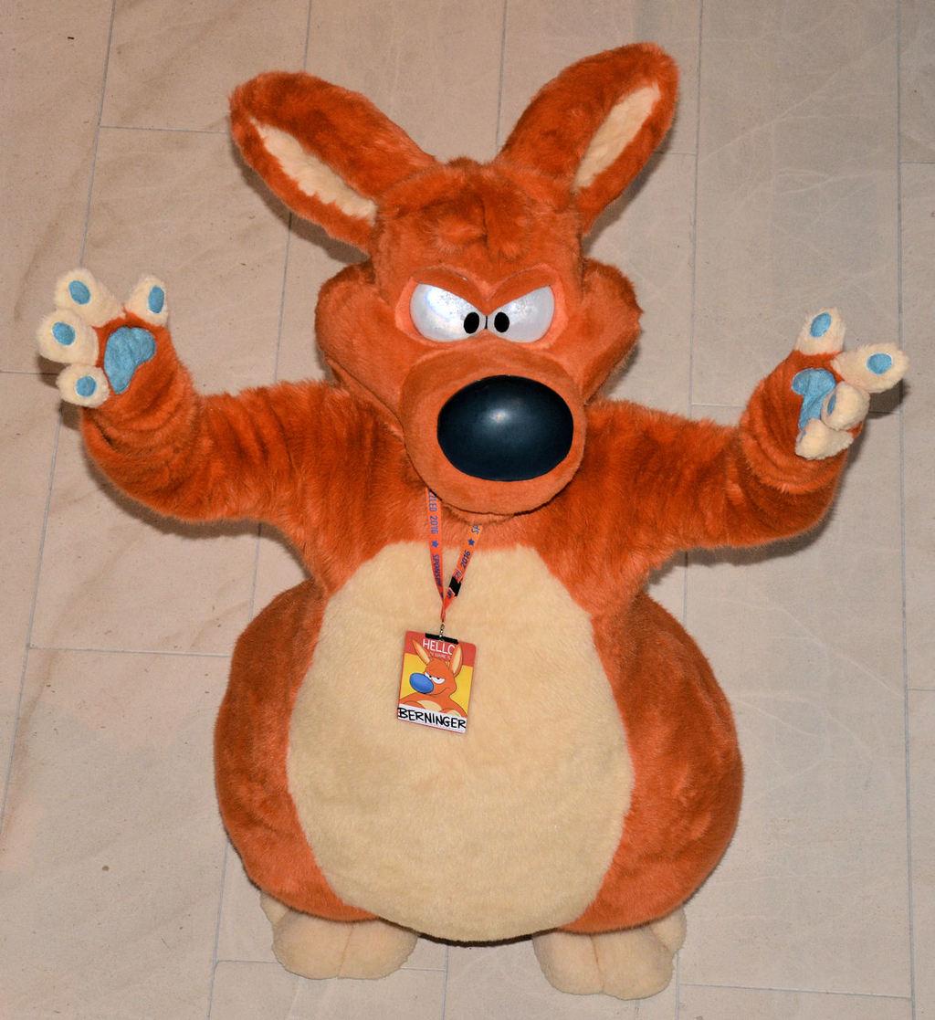 Squatty 'Roo