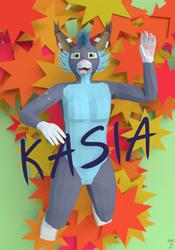 Badge Design - Kasia
