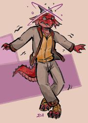 dizzy dragon