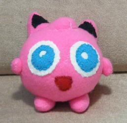 Jigglypuff Plush 2.0