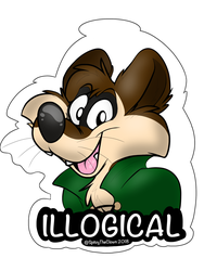 Illogical Headshot Badge