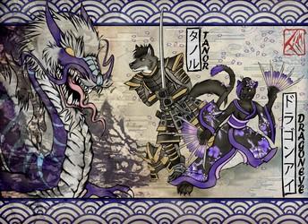 The Legend of Tanor & Dragoneye