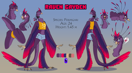 Raven's reference |2|