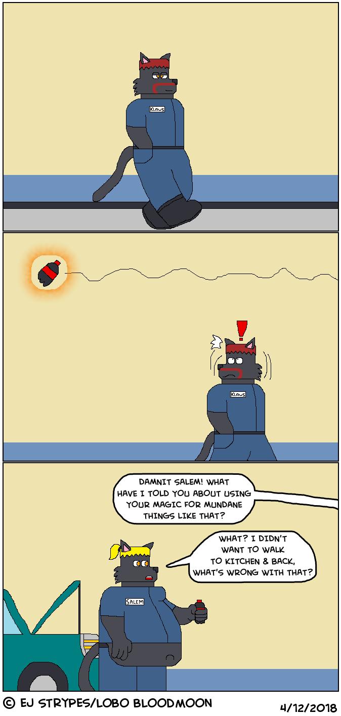 Mundane Utility