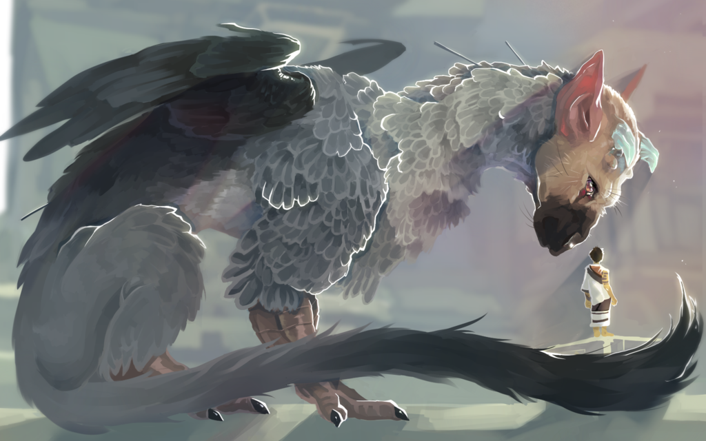 Most recent image: The Last Guardian