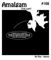 Amalgam #168