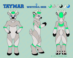 Reference - Taymar - WhiteTail Deer