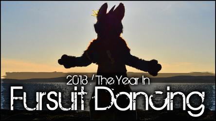 2018 / Year in Fursuit Dancing //