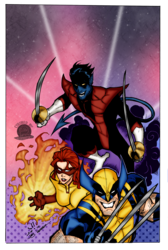 The Amazing X men