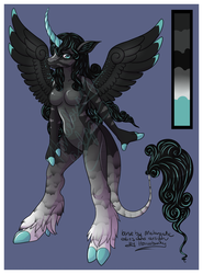stormcloud the royal collab kirin auction- sold