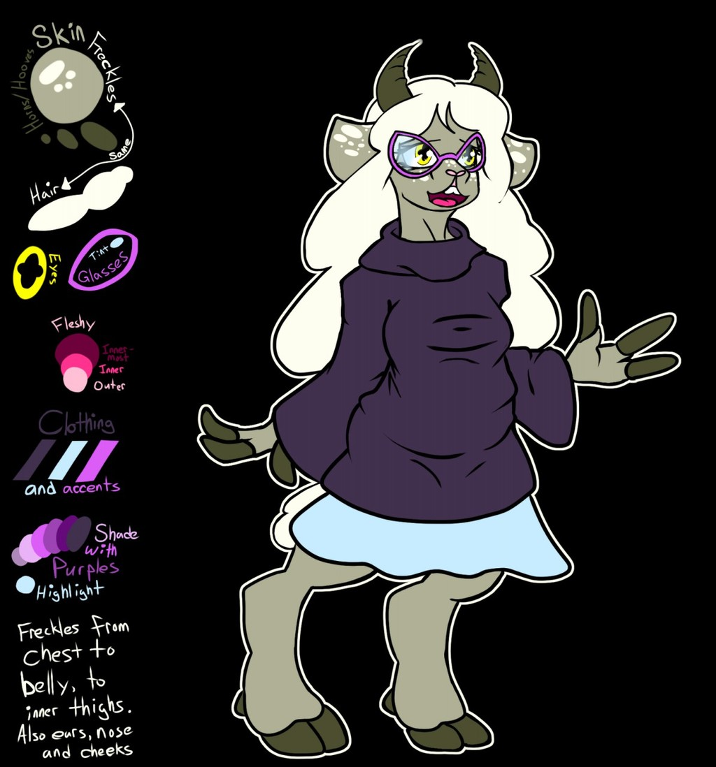 Fugue, Character Reference