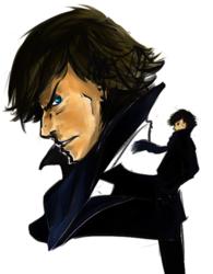 Sherlock Bust Practice