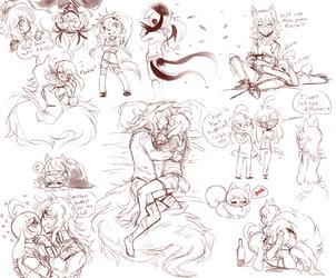 stupid doodles