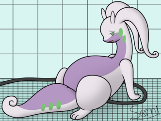 Shower Size Testing - 1