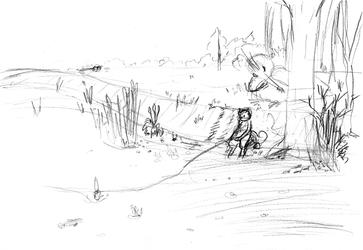 heron rider fishing 2