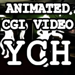 YCH Movie Extras for CGI animated video, 3D mo-capped