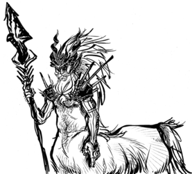 Shonem, Centaur Again