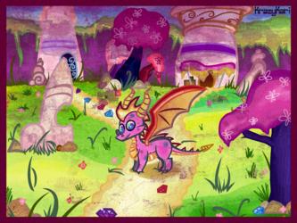 (Spyro) A Hero's Tail