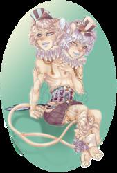 COM: Siamese Twins