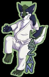Kazan Badge