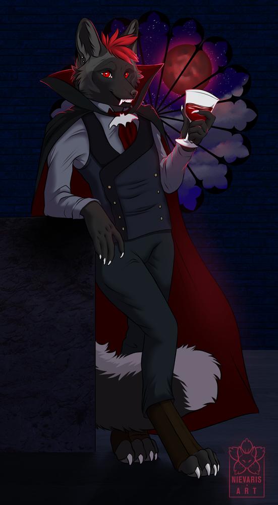 Spooktober #2 - Vampire
