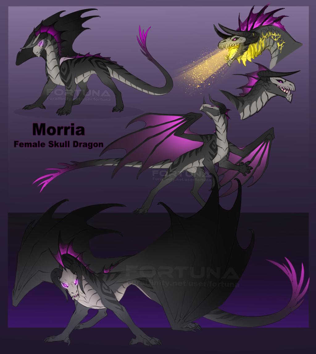 """Morrigan """"Morria"""" Poisonbrand"""