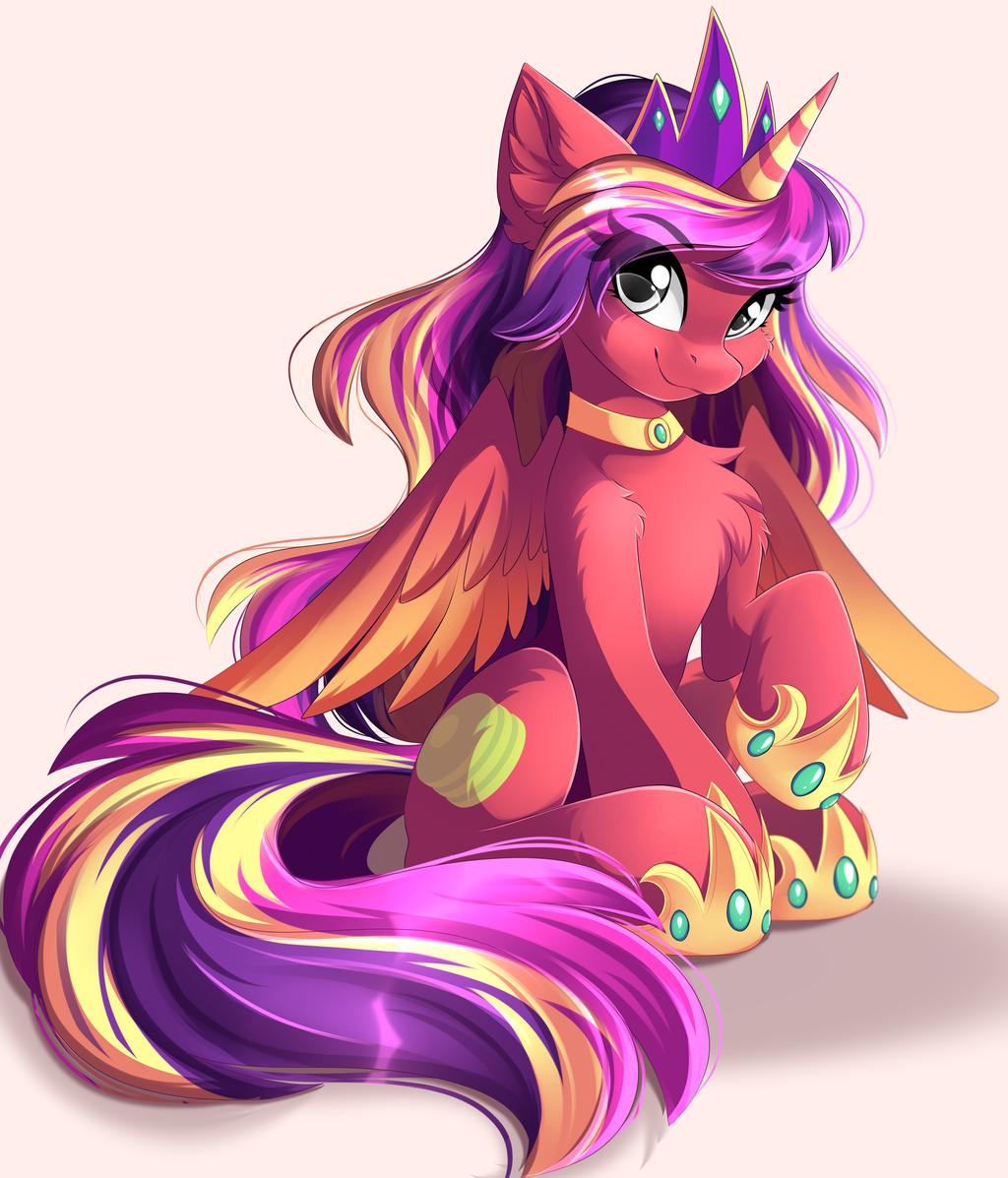Princess Hotcakes by AiriniBlock
