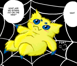 Wah! What're We Gonna Do on the Web?