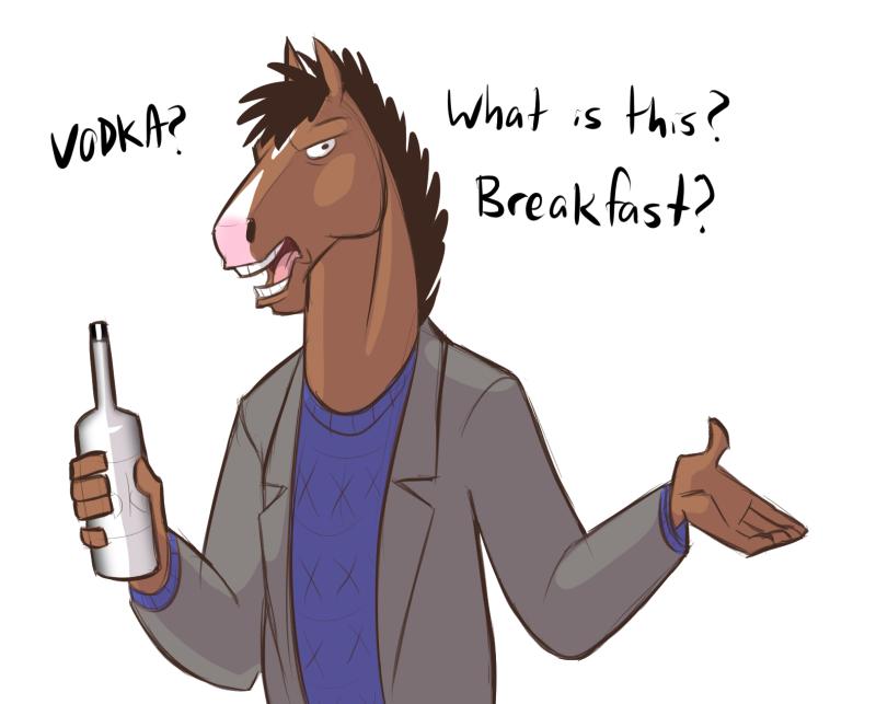 BJ Horseman
