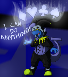 I CAN DO ANYTHING! - StripedCrocodile Patreon