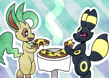 KO-FI - PIZZA PARTY