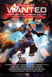 Galactic Gunslingers FWA 2018 Poster
