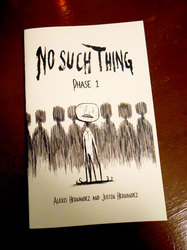 No Such Thing - Pase 1 zine
