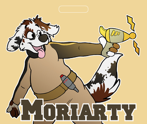 [C] Moriarty Badge